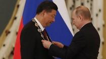 Ông Tập Cận Bình sẽ học cách Tổng thống Putin duy trì quyền lực?