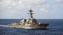 """Chiến hạm Mỹ phá """"đường cơ sở thẳng"""" phi pháp Trung Quốc yêu sách ở Hoàng Sa"""