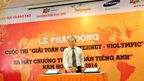 """Thầy Lê Thống Nhất """"đẻ"""", Tiến sĩ Nguyễn Vinh Hiển """"nuôi"""" ViOlympic, IOE ra sao?"""