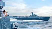 Cơ hội và thách thức trên Biển Đông năm 2018, ứng xử của Việt Nam