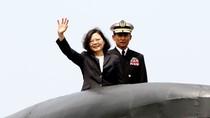 Ông Donald Trump đồng ý bán công nghệ tàu ngầm Mỹ cho Đài Loan
