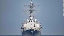 Khủng hoảng Syria: chiến hạm, máy bay và tên lửa Mỹ sẵn sàng chờ lệnh
