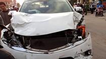 Xe bán tải gây tai nạn, hai học sinh lớp 9 tử vong