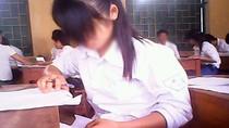6 clip gian lận thi cử tại trường Đồi Ngô, Bắc Giang