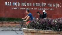 ĐH Nông nghiệp Hà Nội: Hơn 900 học viên cao học chưa được nhận bằng