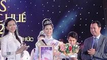 Lộ diện Miss Đại học Huế 2012