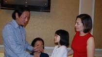 Cô Nguyệt Anh, bé Ánh Dương và buổi kỳ ngộ sau thư gửi lãnh đạo TQ