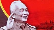 Facebook sao Việt phủ ngập ảnh Đại tướng ngày Quốc tang