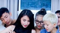 Thủy Tiên quảng cáo rượu trái phép trên truyền hình Next Top Model?