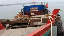 Nổ bình gas trên tàu cá, 2 người bị thương nặng