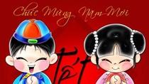 Những tấm thiệp chúc mừng năm mới xuân Giáp Ngọ 2014 (P3)