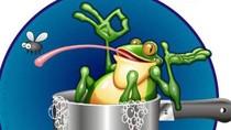 """GS Xoay tắm nude: """"Mình không bằng con ếch..."""""""