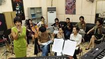 Mỹ Linh 'xài' dàn âm thanh hiện đại bậc nhất Việt Nam