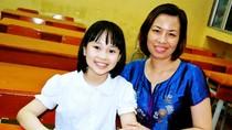 Thầy giáo của cô Nguyệt Anh tặng thơ bé Ánh Dương