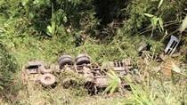 Đau thương 9 quân nhân gặp nạn nơi miền biên giới