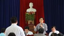 Dân có ý kiến, lãnh đạo Đà Nẵng lập tức đối thoại
