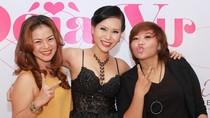 Sao 'nườm nượp' chúc mừng MV đầu tay của ca sĩ Hồng Mơ