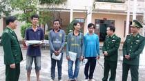 Giải cứu thành công các nạn nhân của vụ buôn người qua đường biển