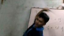Chùm ảnh: Thầy giáo ở Thái Nguyên dùng hết sức đánh học sinh