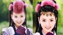 Đẹp tuyệt trần mỹ nữ trong tranh: Triệu Vy, Phạm Băng Băng