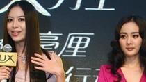 """Dương Mịch váy xẻ ngực vẫn """"thua"""" siêu mẫu Đài Loan"""