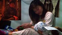 Vụ cô gái tìm người cho con: Niềm vui gắng gượng ở người mẹ của Lan