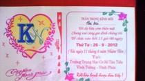 Con cán bộ xã tổ chức đám cưới, cả trường cấp 2 phải nghỉ học