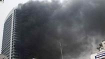 Phải làm gì để thoát thân khi xảy ra cháy ở những tòa nhà cao tầng?