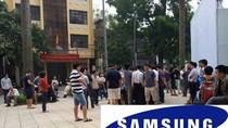 """Samsung """"vỡ trận"""" Tri ân tín nhiệm do vi phạm an ninh trật tự?"""
