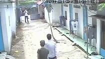 Clip: Camera chộp cảnh 2 tên trộm laptop ở làng đại học Thủ Đức