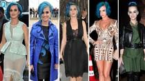 Sao chiều 7/3: Katy Perry váy ren kiểu 'hững hờ lấp ló'