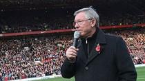 Góc ảnh đẹp về 'đám cưới bạc' của Alex Ferguson