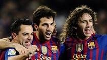Tam tấu Xavi - Fabregas - Messi cất tiếng, Cúp nhà vua chờ đợi Barca