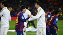 Hai siêu sao Ronaldo và Messi đua nhau phá kỷ lục Pichichi