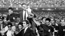 EURO 1964: Năm huy hoàng của bóng đá Tây Ban Nha