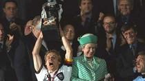 Đức giễu cợt tuyển Anh trên chính quê hương của bóng đá