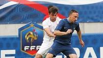 Điểm binh EURO 2012, Pháp: Nổi lên khỏi mặt đất