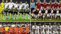 Dự đoán EURO 2012, bảng B: Bảng tử thần, Ronaldo gặp 'tử thần'