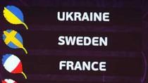 Dự đoán EURO 2012, bảng D: Pháp vào tứ kết, Anh & Thụy Điển tranh vé