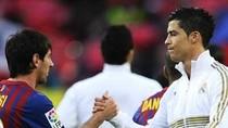 Hài hước: Lionel Messi đá cho Real Madrid, Ronaldo chơi cho Milan