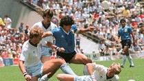 Kinh điển thể thao - kỳ 1: Argentina - Anh (tứ kết World Cup 1986)