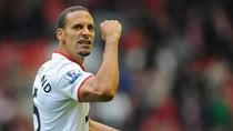 West Ham dang tay cưu mang Rio Ferdinand