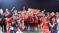 Thái Lan 1-0 Singapore (tổng 2-3): Singapore lập kỷ lục 4 lần vô địch