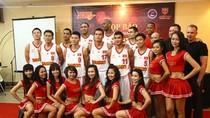 Ra mắt đội hình Saigon Heat 2013: Sẵn sàng chinh phục Đông Nam Á
