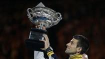 Góc ảnh: Djokovic lần thứ 3 liên tiếp đăng quang Australia Open