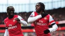 Arsenal 4 - 1 Reading: Cazorla và Gervinho tỏa sáng