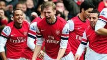 Fulham 0 - 1 Arsenal: Thắng nhưng mất vui