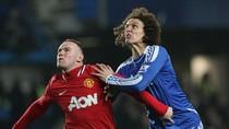 David Luiz xúi Wayne Rooney bỏ Man Utd sang Chelsea