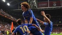 Benfica 1-2 Chelsea: Người hùng Ivanovic mang về chức vô địch
