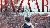 Mỹ Linh mang thần thái Diva trên tạp chí trên Harper's Bazaar